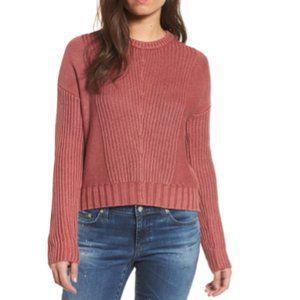 Rails Pink Evan Sweater
